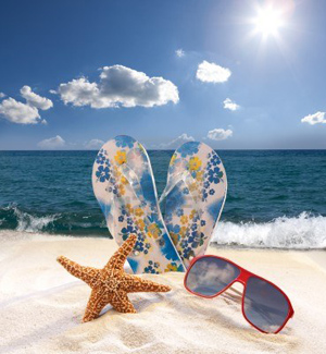 Going on a beach vacation this winter? Don't forget these items - including a JoeShade beach umbrella!