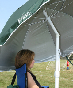 JoeShade portable umbrella